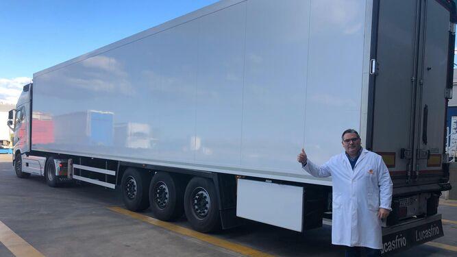 Agricultores donan 20.000 kilos de naranjas al hospital de Ifema de Madrid