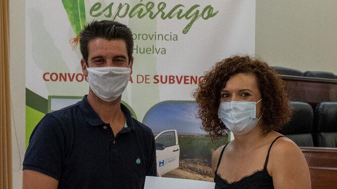 La Diputación impulsa el cultivo del espárrago en Huelva